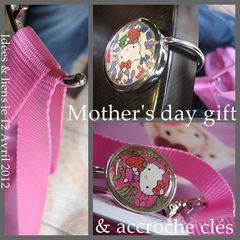 Mother's day gilft DIY Liberty