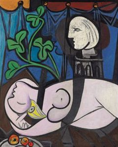 Picasso 1932 Christies mai 2010 Cent millions dollars Nu fe