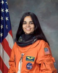 Kalpana Chawla (7 March 1962 ' 1 February 2003), was an In