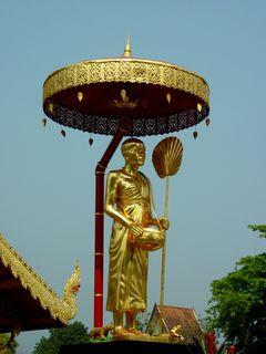 05 Chiang Mai - Wat Phra Sing 02