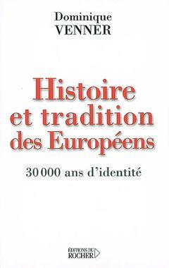histoire et traditions des européens