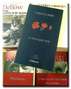 Christian Bobin (La plus que vive) w FB
