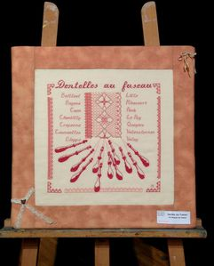 Broderie 0891