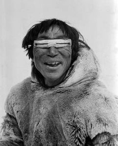 Inuit chasseur