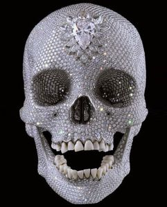1965 Hirst for the love of god