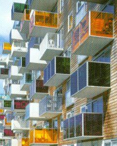 résidence WoZoCo - Amsterdam - MVRDV0004