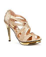 sandales glitter new look 39.99
