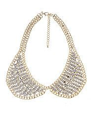 collier faux col new look 14.9