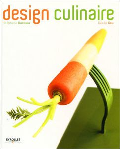 Design culinaire éditions Eyrolles