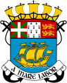 97px-Coat of Arms of Saint-Pierre and Miquelon svg