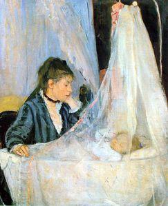 23-Berthe_Morisot-_Le_berceau_-The_Cradle--_1872.jpg