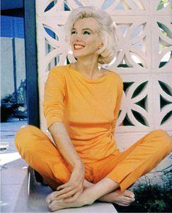 Le sourire de Marilyn