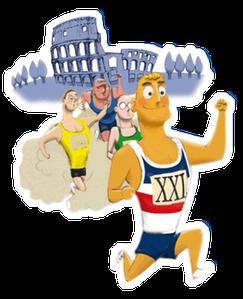 Un'Americana a Roma 2014 (21^ ed.). L'atletica in piazza a Roma tra il 7 e l'8 dicembre
