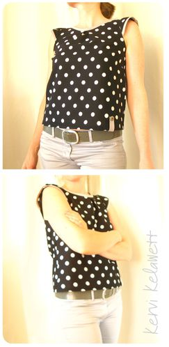 chemise pois2
