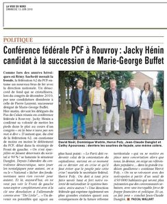 Conference federale 13-06-10