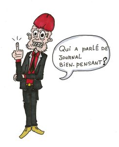 journal bien pensant