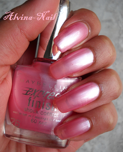 maybelline rose sucre,Alvina-Nail