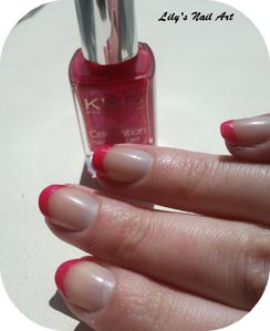 French rose WD talons