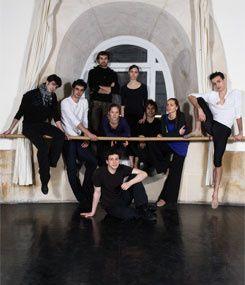 Les jeunes danseurs chorégraphes de l'ONP