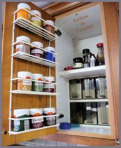 armoire a épices