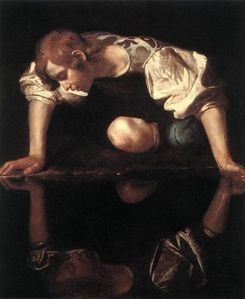 Caravage, Narcisse