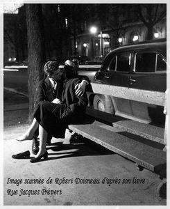 P30-Un baiser sur le banc