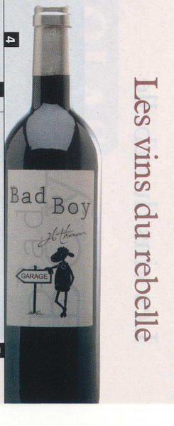 On a tous une raison d'aimer un Bad Boy, alors autant qu'il vienne de Bordeaux !