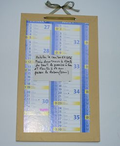 calendrier anif 1