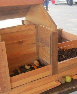 348r Maison compost