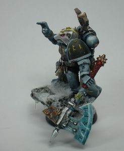 Pretre des runes space wolf conversion 4