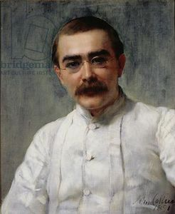 46097550 Rudyard Kipling 18651936 1891 oil on canvas