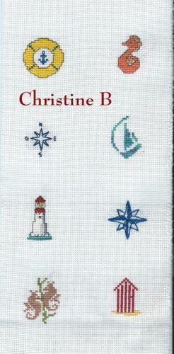 Badges Christine B-1-Mamigoz