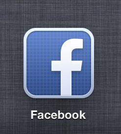 facebook app logo ios 6