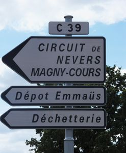 emmaus magny-cours