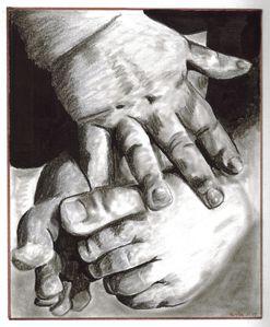 Main et pieds... de bébé