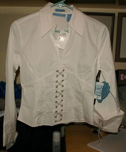 Chemise Blanche US 01