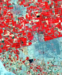 Mexicali Satellitale