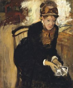 Edgar Degas - Mary Cassatt - Google Art Project-copie-2