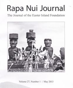rapa nui journal NEW