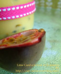 Lime & Passion Fruit Curd-5