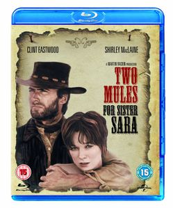 Two Mules for Sister Sara [Blu-ray] [1969] [Region Free]