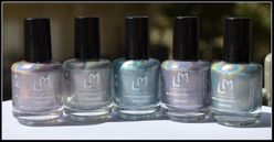 Vernis holographiques LM Cosmetic