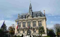 Hôtel de ville du Raincy