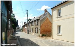 Froissy rue eglise