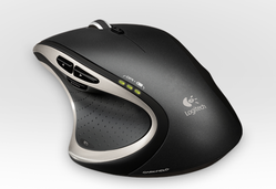 Logitech Performance Mouse MX Souris sans fil Unifying Dark