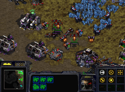 starcraft screen