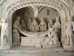 Tombeau du Christ Solesmes