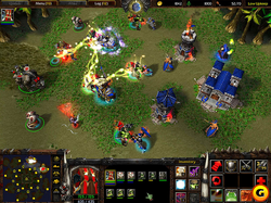 warcraft 3 screen