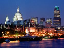 London Skyline, England