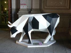 2012 Tlse CowParade 31